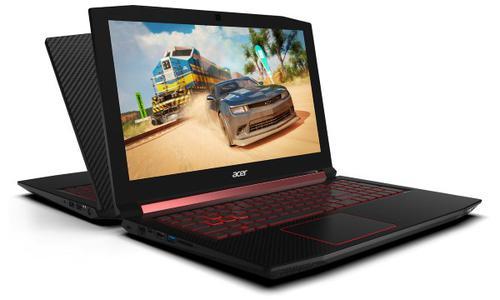 Acer Nitro 5 i7-8750H/16GB/256/Win10 GTX1060