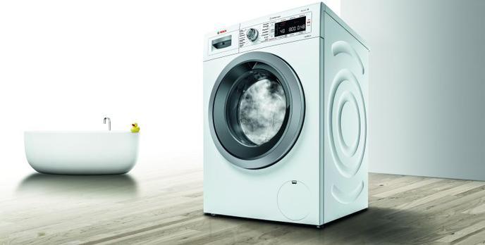 Innowacyjna Pralka w Twoim Domostwie - Poznaj Nowy Sprzęt Marki Bosch