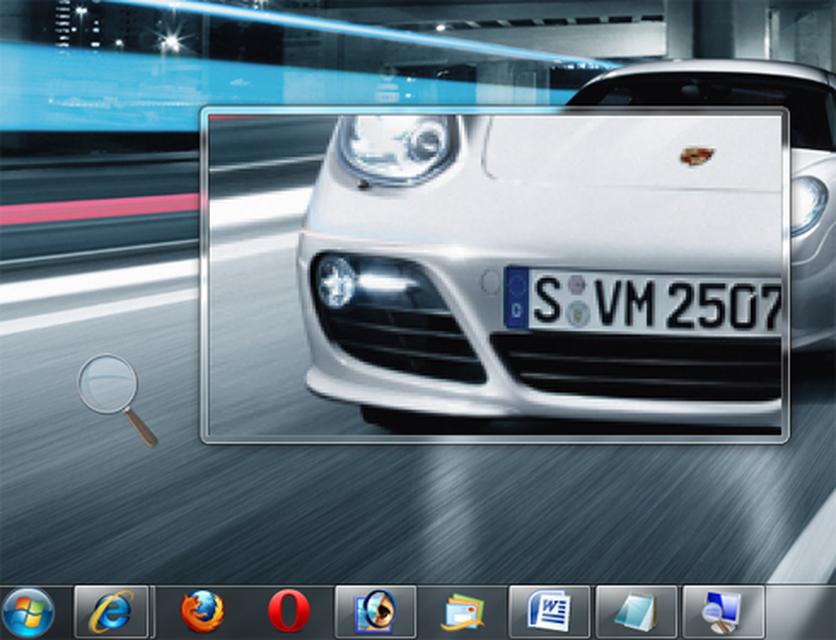 PORADA: Jak stosować lupę w Windows 7