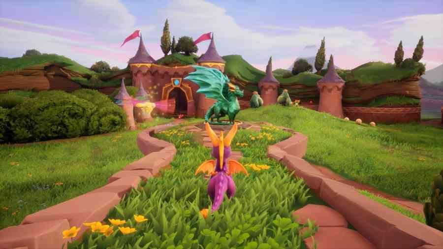 Spyro Reignited Trilogy - Początek gry