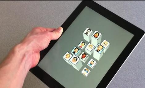 3d na iPadzie bez wykorzysta okularów - to możliwe !