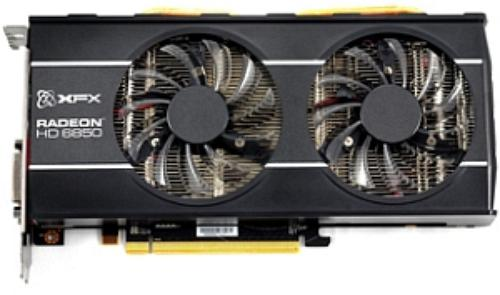 XFX Radeon HD6850 XXX (HD-685X-ZDDC)