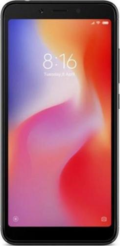 Xiaomi Redmi 6A 16GB Czarny