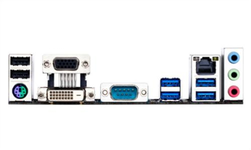 Gigabyte GA-H81M-D2V S1150 H81 2DDR3 USB3/GLAN mATX