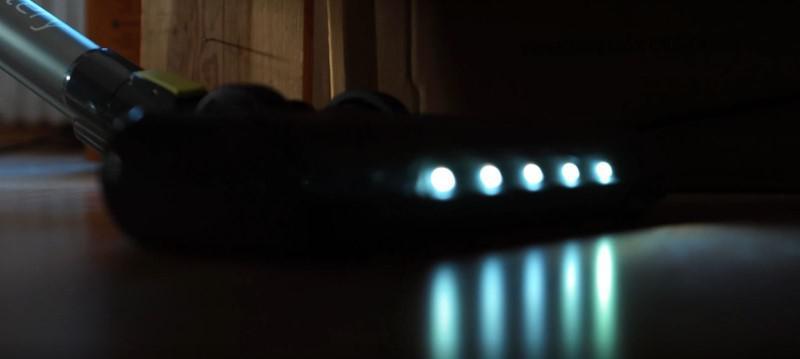 Beko PractiClean VRT82821BV LED