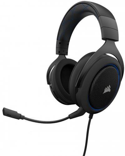 Corsair Gaming HS50 Stereo Blue