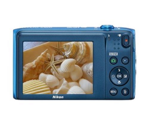 Nikon S3600 blue