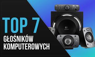 TOP 7 Głośników Komputerowych – Lepsze Brzmienie Twojego PC
