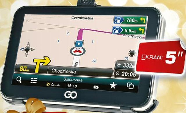 Goclever 5070 - dobra nawigacja gps w przystępnej cenie