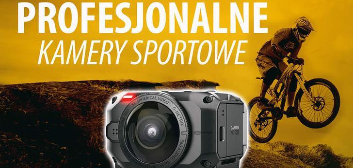 Profesjonalne kamery sportowe wysokiej jakości