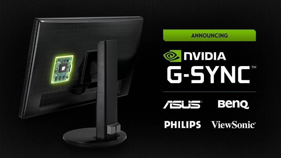 G-SYNC - nowa technologia od nVidii, która spodoba się graczom