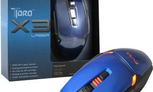 EVGA TorQ X3L Laser (901-X1-1031-KR)