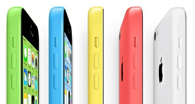 Apple iPhone 5C fot2