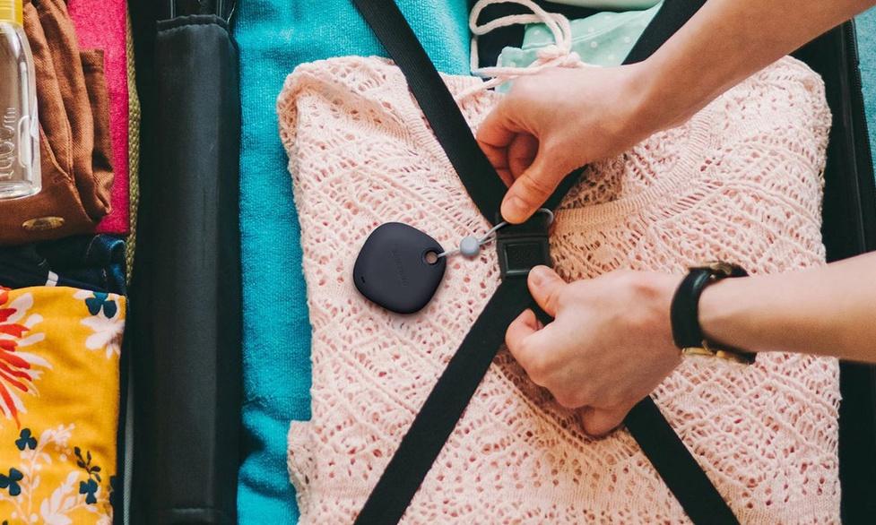 Czipy Samsung Galaxy SmartTag pozwolą nam odnaleźć zagubione przedmioty