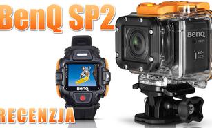 BenQ SP2 - Test wodoodpornej sportowej kamerki FullHD