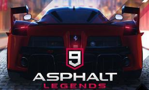 Asphalt 9: Legends już w AppStore
