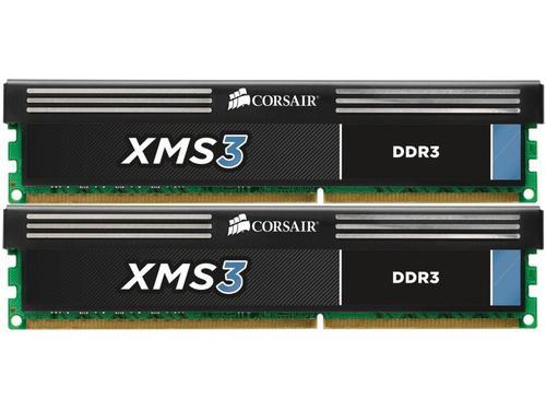 Corsair DDR3 CLASSIC 8GB/1600 (2*4GB) CL9-19-9-27