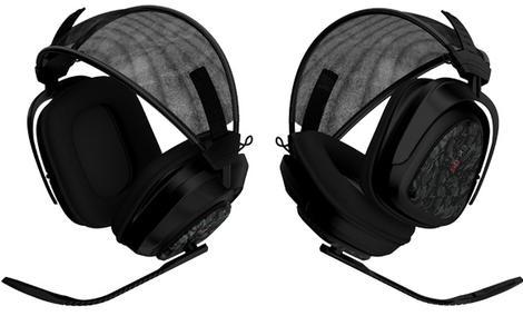 Gioteck EX-05 - nowoczesne bezprzewodowe słuchawki