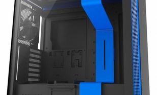 NZXT H700 Window (matowy czarno-niebieski) - RATY 0%
