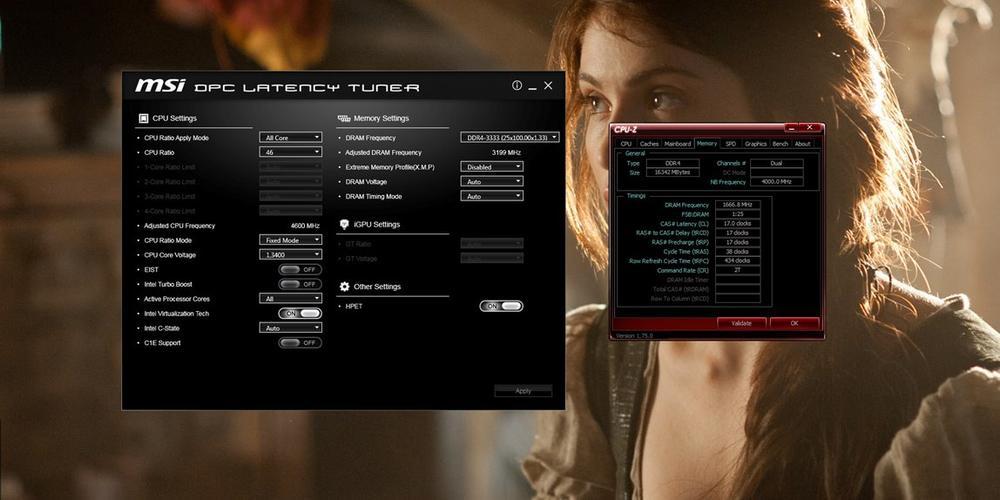 MSI Z270 Gaming M3 Działanie