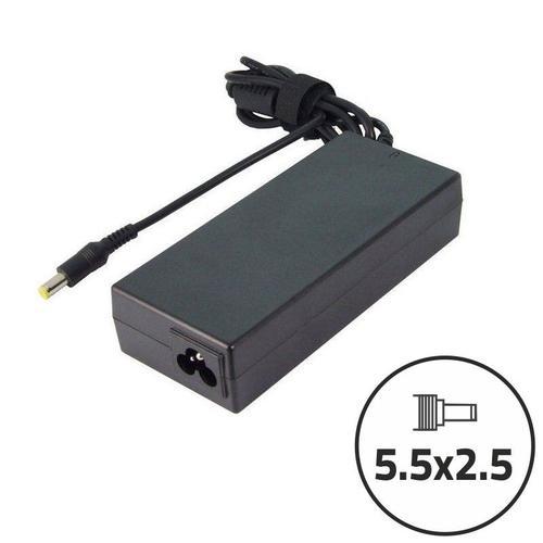 Qoltec Zasilacz sieciowy 84W | 12V | 7A | 5.5*2.5