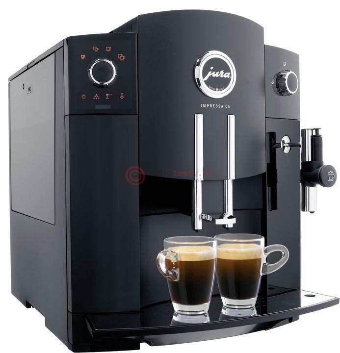 JURA Impressa C5 (black)