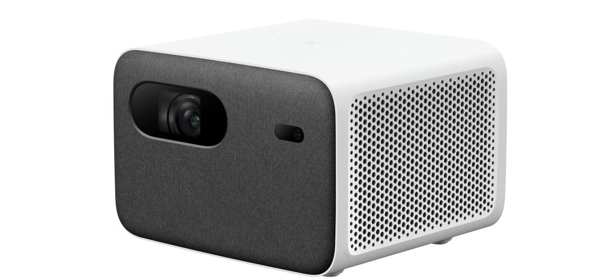 Xiaomi Mi Smart Projector 2 Pro wygląda niepozornie
