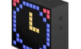 Divoom bluetooth Timebox mini czarny