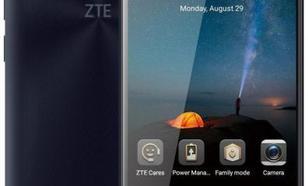 ZTE Blade A612 LTE Niebieski