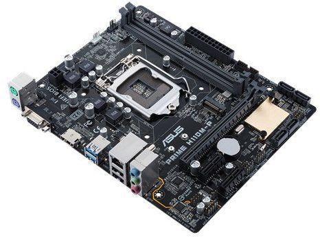 Asus Prime H110M-P