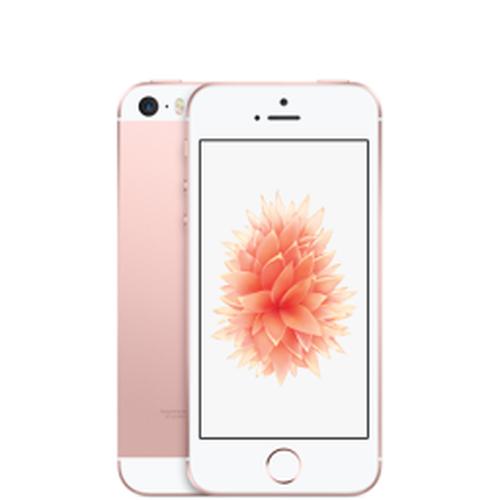 Smartfon Apple iPhone SE Różowe Złoto 64GB (MLXQ2EL/A)