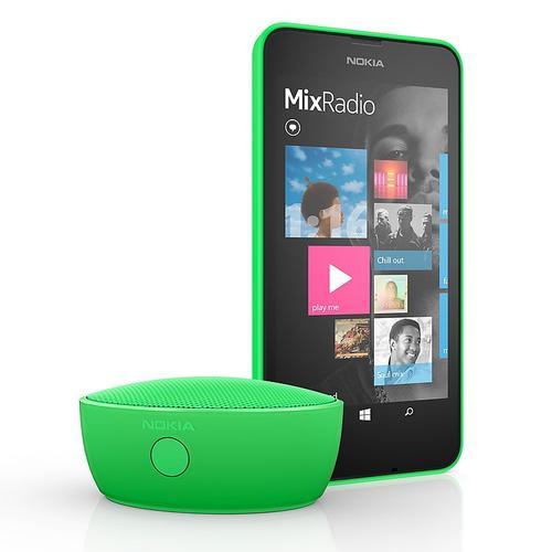Nokia MD-12 BT Green