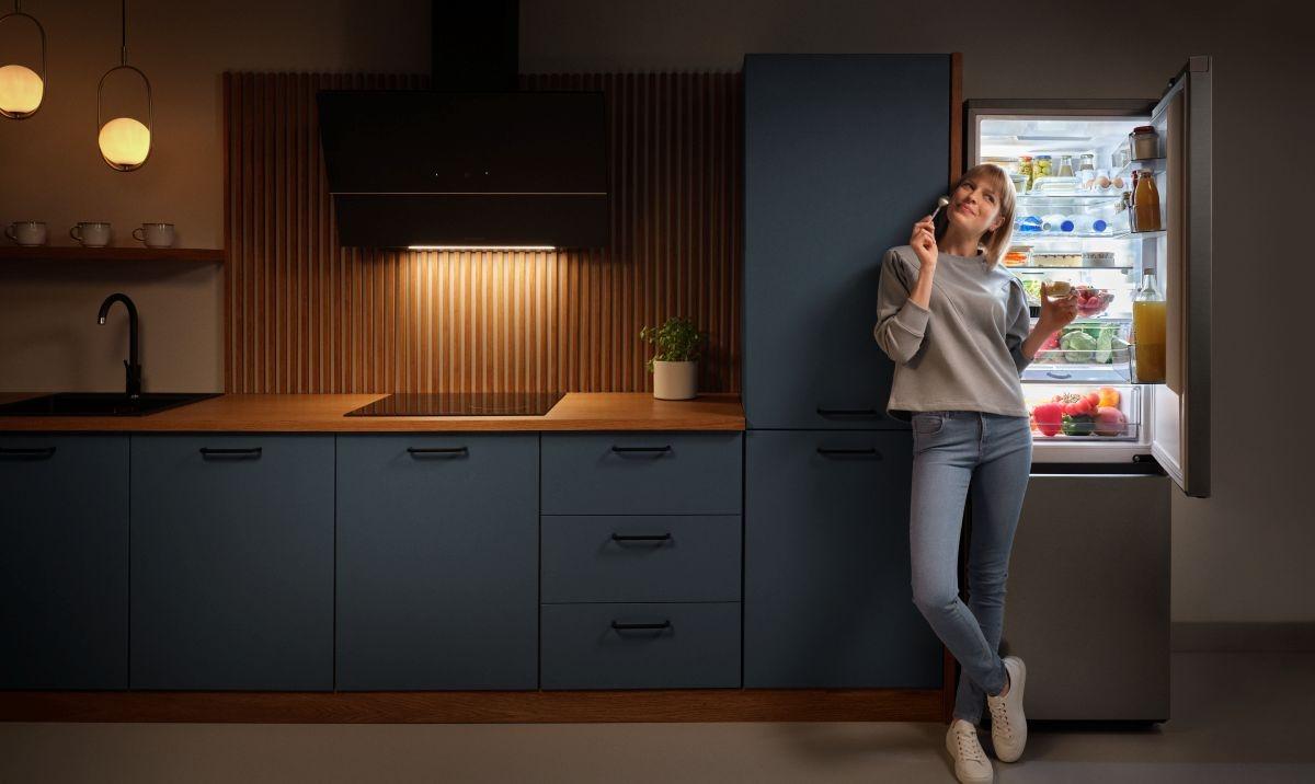 Poznaj lodówki Samsung Combi oraz szereg nowoczesnych technologii, które w nich zastosowano, np: System All-Around-Coolin
