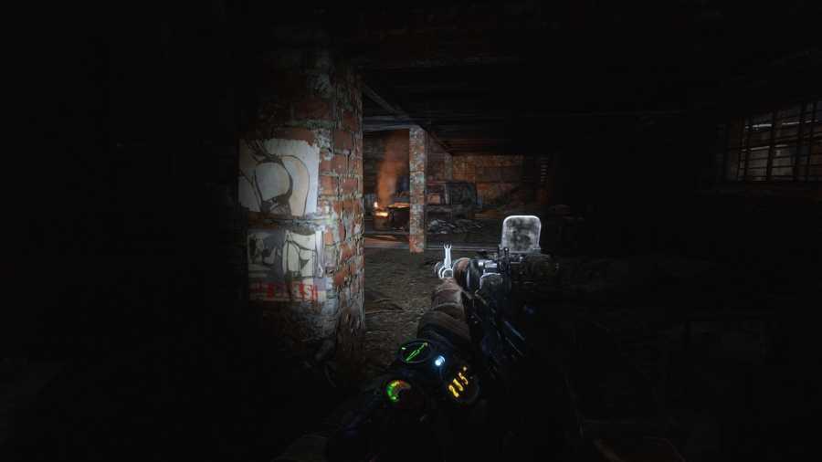 Metro Exodus - Momentami jest bardzo ciemno
