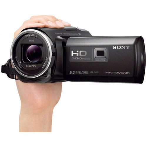 Sony HDR-PJ620 (Czarny)