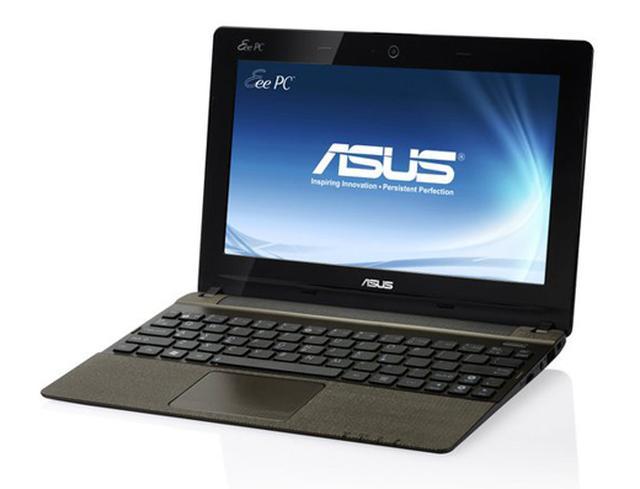 Asus Eee PC X101 - bardzo lekki netbook w przystępnej cenie