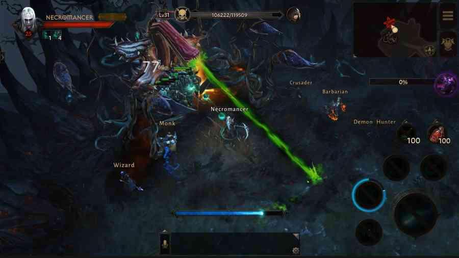 Diablo Immortal - Nowy Diablo to gra na smartfony