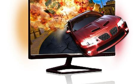 Jeden monitor, wiele innowacji – nowy model 3D marki PHILIPS