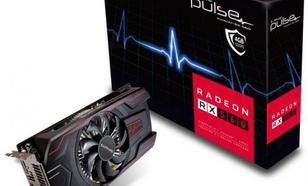 Sapphire Radeon RX 560 Pulse 4GB GDDR5 (128 bit), DVI-D, HDMI, DisplayPort, BOX (11267-18-20G)
