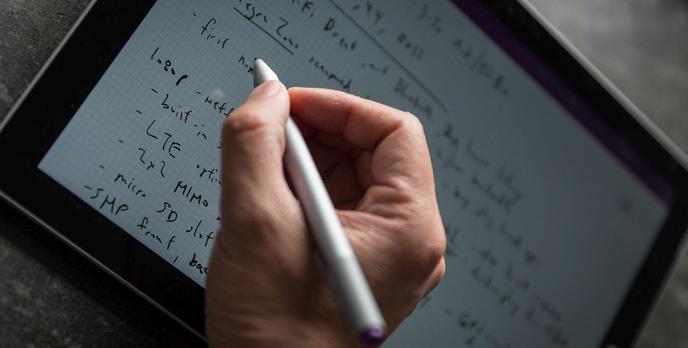Pisz na Komputerze Niczym na Kartce - Lenovo Miix 630