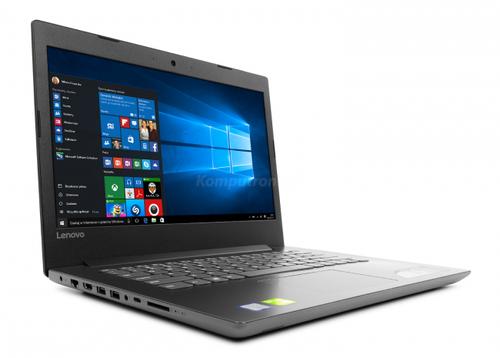 Lenovo Ideapad 320-14IKB (80XK013WPB) Czarny - 480GB SSD | 12GB