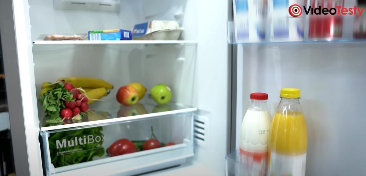 Multibox pozwala przechować owoce i warzywa w dobrym stanie