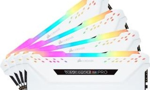 Corsair Vengeance RGB PRO White DDR4 (4 x 8GB) 32GB 3200 CL16 - RATY