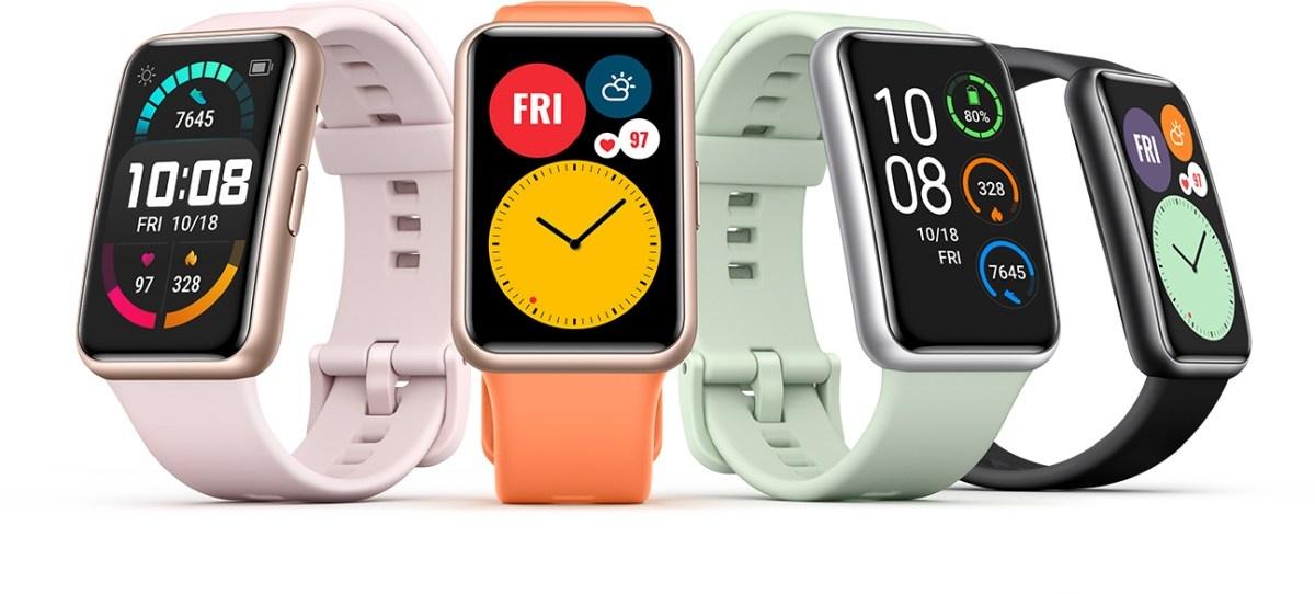 W Polsce zabraknie pomarańczowej wersji Huawei Watch Fit