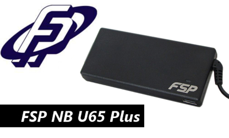 Uniwersalny adapter do notebooków - FSP NB U65 Plus