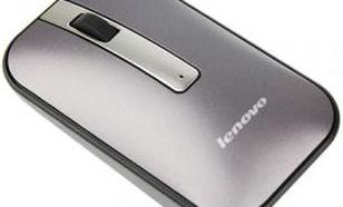 Lenovo N60 - bezprzewodowa - szara (888-013400)