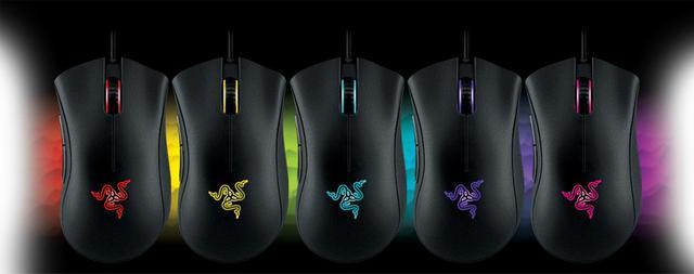 Razer DeathAdder Chroma - Najlepsza Myszka Gamingowa Na Świecie