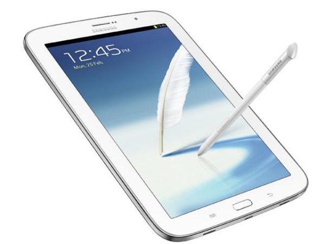 Samsung Galaxy Note 8.0fot1