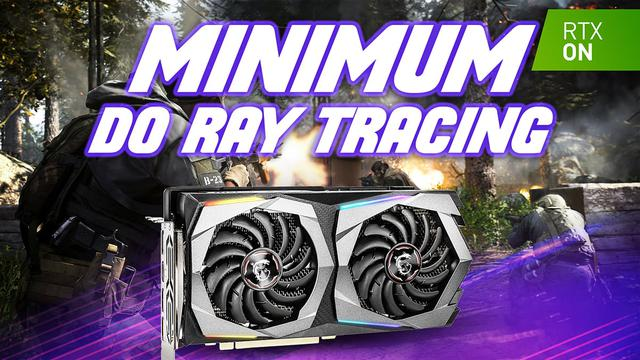 Czy MSI RTX 2060 SUPER GAMING X daje radę z Ray Tracing?