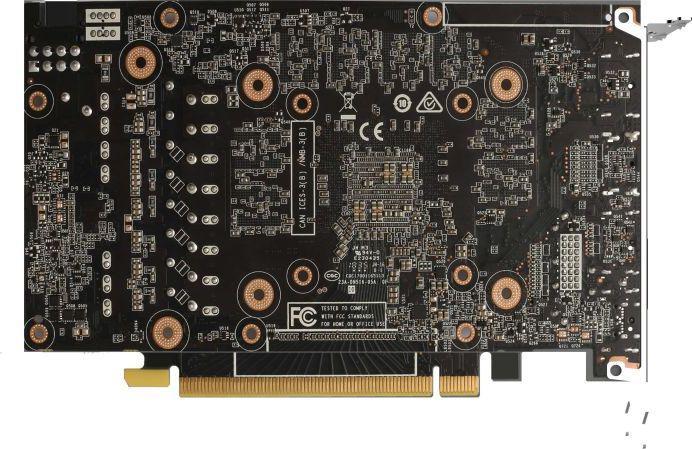 Zotac GeForce GAMING GTX 1660, 6GB GDDR5 (ZT-T16600F-10L)